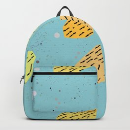 Retro Stones Backpack