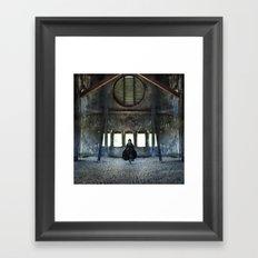 Bellona Framed Art Print