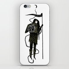 Warrior Princess iPhone & iPod Skin