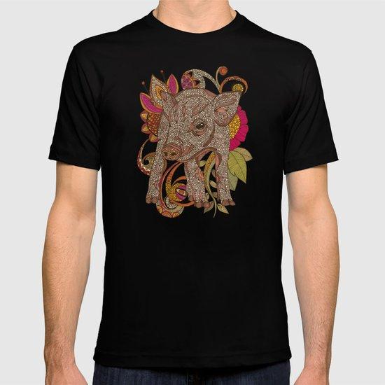 Paisley Piggy T-shirt