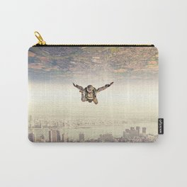 Diving to the Parallel Worlds Carry-All Pouch