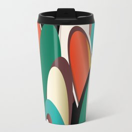 jelly beans allover and over Travel Mug