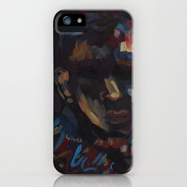 Kwame mensah iPhone Case
