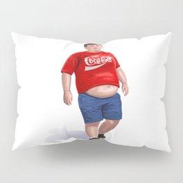 Enjoy Coke Pillow Sham