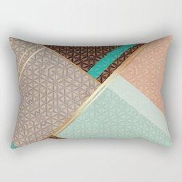 abstogram Rectangular Pillow