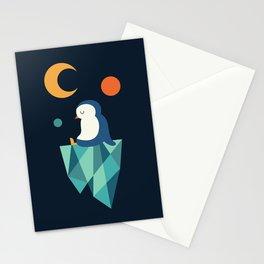 Private Corner Stationery Cards