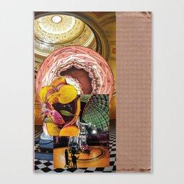 We Travel the Spaceways Canvas Print
