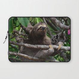 Sloth_20171106_by_JAMFoto Laptop Sleeve