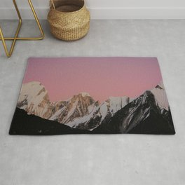 Sunset Peak Rug