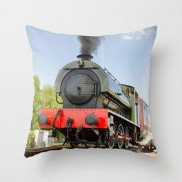 Lord Phil Steam locomotive Throw Pillow