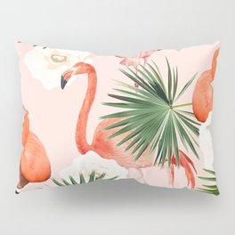 Flamingo Guava #society6 #decor #buyart Pillow Sham