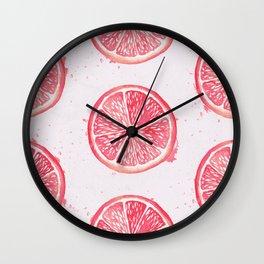 GrapeFruit P.F Wall Clock