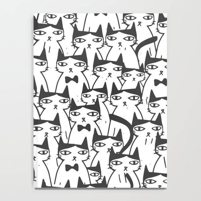 Cats #society6 Decor #buyart Notebook