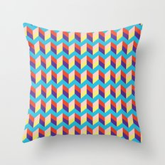 Zevo Throw Pillow