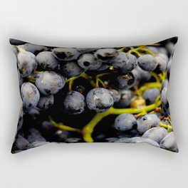 Grapes Rectangular Pillow