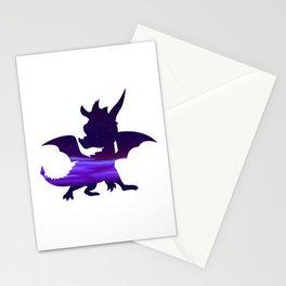 Spyro Crystal Islands Skybox Stationery Cards