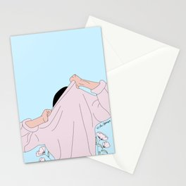 The Struggle Is REAL Stationery Cards