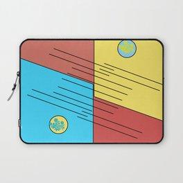 blueyellow Laptop Sleeve