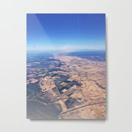 Top shot Metal Print