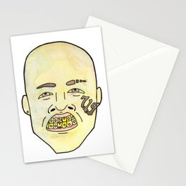 Grillin' Stationery Cards