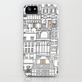The Neighborhood iPhone Case