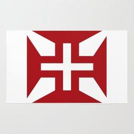 Cross of Christ. Rug