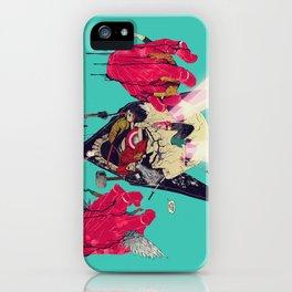 Hero Eater iPhone Case