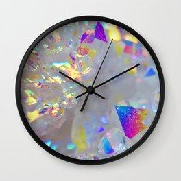 Angel Aura Wall Clock
