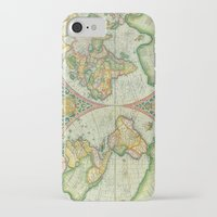 uncharted iPhone & iPod Cases featuring Terra Firma by Catherine Holcombe