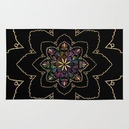 Mandala of Wishes Rug