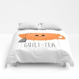 Guilt-tea Comforters