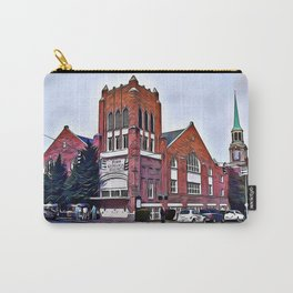 First Unitarian Church of Portland, Oregon Carry-All Pouch