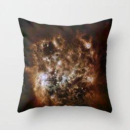 Large Magellanic Cloud Throw Pillow