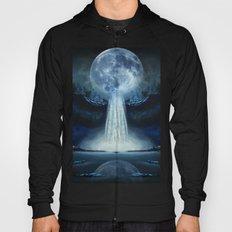 waterfall moon Hoody