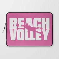 Beach volley Laptop Sleeve