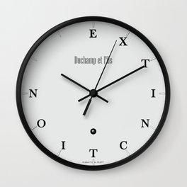 Countdown 01 Wall Clock