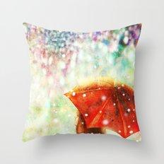 DIAMOND SKY Throw Pillow