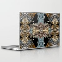killer whale Laptop & iPad Skins featuring Killer Whale by Nemki