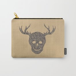 The Devil's not as hot as me. Carry-All Pouch
