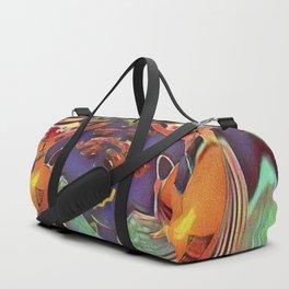 Aquarius Soul Duffle Bag