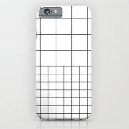 3 Grids iPhone Case