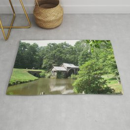 Picturesque Marby Mill Rug