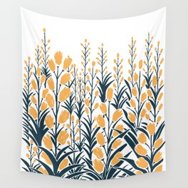Floral Arrangement No.1 Wall Tapestry