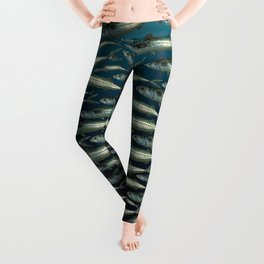 Mackerel At School. Leggings