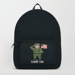Veteran's Day Backpack