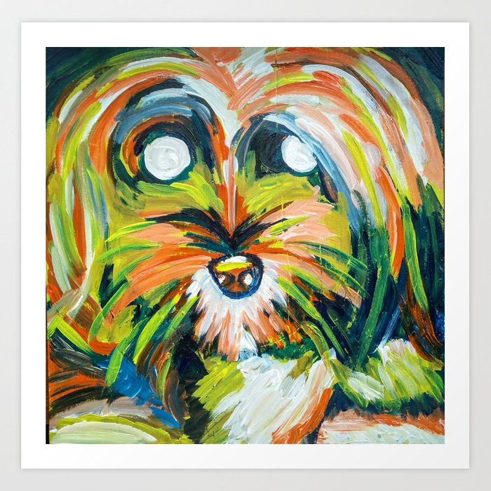 This Thing is Man's Best Friend Art Print