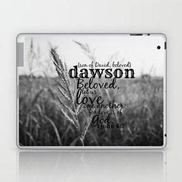 Dawson Laptop & iPad Skin