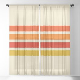 Caratacus Sheer Curtain