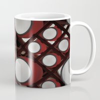 drums Mugs featuring Light the Drums by bknyn