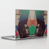 grace Laptop & iPad Skins featuring Grace by Galvanise The Dog